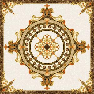 Flower Pattern Carpet Tile Polished Crystal Ceramic Floor Tile 1200X1200mm (BMP39) pictures & photos