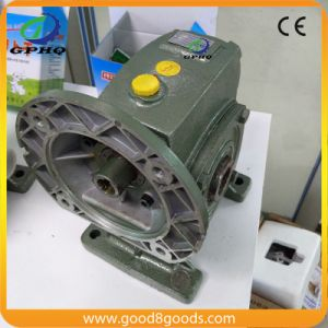 Good Quality Wp Series Worm Gear Box Speed Reducer for Made Industry pictures & photos
