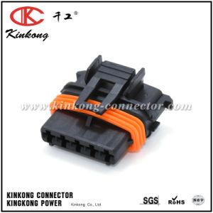 368283-1 5 Pole Female Waterproof Type Automotive Electrical Connectors pictures & photos