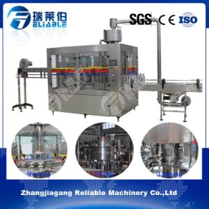 Small Carbonated Soft Drink Bottle Filling Machine pictures & photos