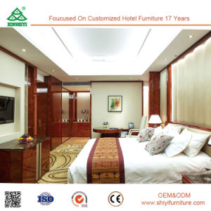 Factory Beautiful Bedroom Set Hotel Furniture Bedroom pictures & photos
