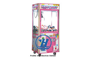 Claw Crane Vending Machine Prize Game Machine (ZJ-CG31) pictures & photos