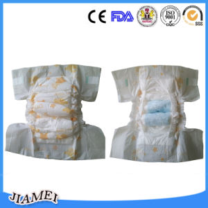 Cheap Price Disposable Baby Diapers with Good Quality pictures & photos