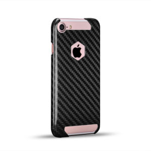 High Quality Custom Design Mobile Carbon Fiber Phone Cover/Case for iPhone 7 Case pictures & photos