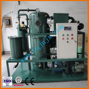 2-Stage Vacuum System Transformer Oil Purifier, Oil Filtration Machine pictures & photos