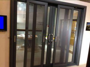 6061 or 6063 Aluminum Sliding Windows & Doors pictures & photos