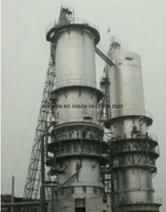 Pulverized Coal Injection Vertical Lime Kiln pictures & photos