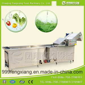Large Scale/Bubble Circulation Vegetable Fruit Food Washing Machine pictures & photos