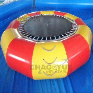 Water Park Equipments, Inflatable Water Trampoline, Water Sports pictures & photos