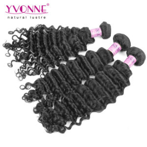 Deep Wave Virgin Remy Hair Extension Brazilian Hair pictures & photos