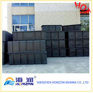 HDPE Pontoon Floats of HDPE Factory in China pictures & photos