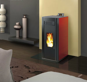 2016 New Product High Efficiency Wood Pellet Stove pictures & photos