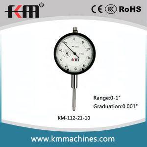 0-1′′ Mechanical Inch Dial Indicator pictures & photos