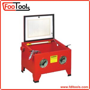 90L Bench Top Steel Cabinet Sandblaster pictures & photos