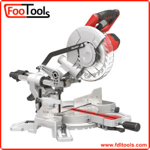 8-1/4′′ 210mm 1500W Sliding Miter Saw (220160) pictures & photos