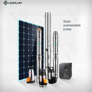 4sp DC Solar Submersible Pump Solar Water Pump pictures & photos