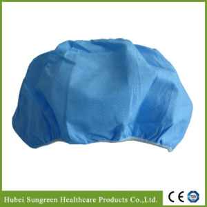 SMS Non-Woven Shoe Cover, SMS Nonwoven Overshoe pictures & photos