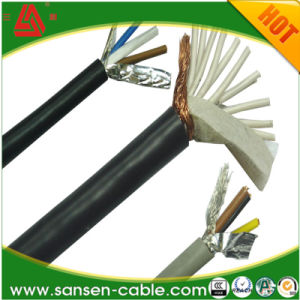 PVC Shielded Flexible Control Cable, Electricals Wire for Instrument Conenection pictures & photos