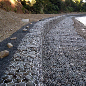 China Factory Direct Sale Best Price Gabion Baskets Mesh pictures & photos