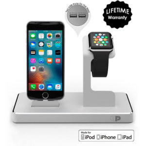 Mobile Phone Power Station Dock Stand Charger for Apple Watch pictures & photos
