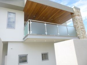 Durable Glass Balustrade System for Stairs and Balcony pictures & photos