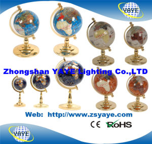 Yaye 18 Best Sell Arch Single-Leg 330mm/220mm/150mm/110mm/80mm Gemstone Globes pictures & photos