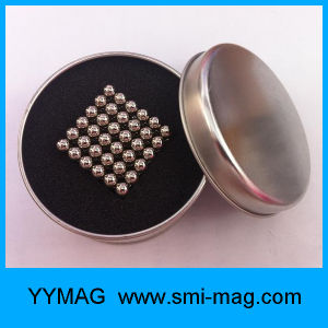 Hot Sale 5mm Magnet Ball for Kids Toy pictures & photos