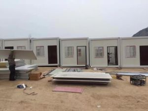 Luxury Decorated Prefab Modular Movable House Container pictures & photos