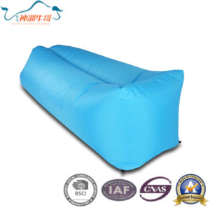 Fast Inflatable Camping Beach Sofa Sleeping Bag Lazy Chair pictures & photos