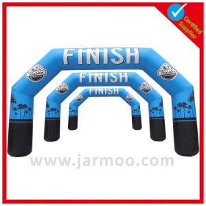 Custom Sports PVC Inflatable Arch pictures & photos
