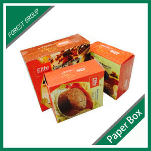 off-Set Printing Carton Box for Chocolate pictures & photos
