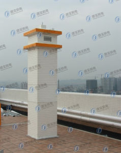 Tank Type Beautification Antenna for Telecommunication pictures & photos