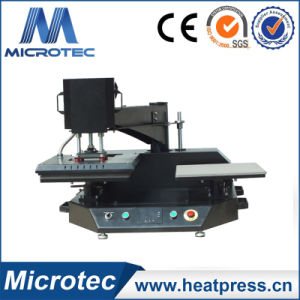 Auto Swing Automatic Double Location Heat Transfer Press pictures & photos