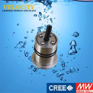 24V 1 PCS Anti-Corrosion Stainless Steel LED IP68 Swimming Pool Underwater Light pictures & photos