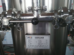 Ce Certification Stainless Steel RO Water Filter Machine pictures & photos
