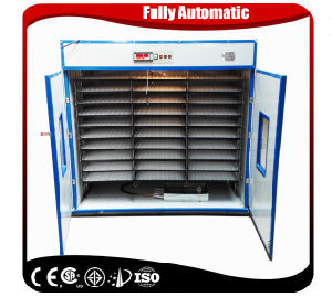 Fully Automtaic Poultry Quail Egg Incubator Hatcher Machine pictures & photos