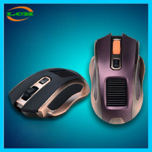 Solar Charging Wireless E-Sport Gaming Mouse OEM Mouse pictures & photos