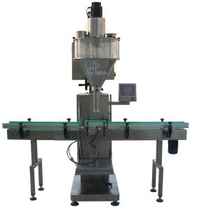 Automatic Gravimetric Auger Type Filling Machine pictures & photos