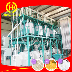 China 2016 Hot Sale 50t/D Maize Flour Milling Machinery pictures & photos