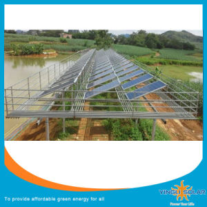 Agricultral Solar Pumping System (SZYL-SPU-750L) pictures & photos
