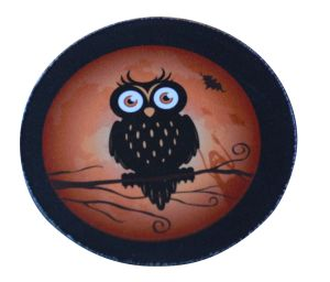 Pure Natural Rubber Round Shape Mouse Pad