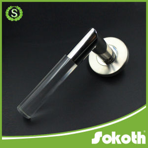Transparent Handle Stainless Steel Handle pictures & photos
