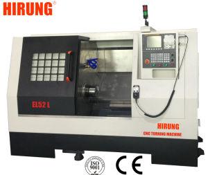 China Horizontal Metal CNC Turning Lathe Machine Bench/Slant Bed EL42 pictures & photos