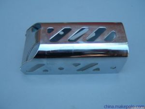 China Custom Fabrication of Sheet Metal Parts pictures & photos