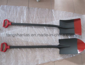 Handle Shovel Russian Style Shovel with Steel Handle pictures & photos