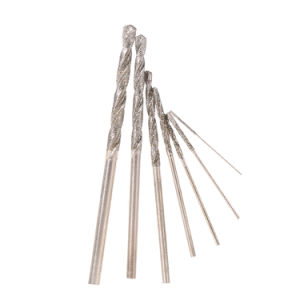 HSS Diamond Drill Bits for Jewelry Drilling pictures & photos