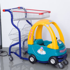Kids Cart Cars Shopping Trolley pictures & photos