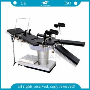 AG-Ot007b Multifunctional Adjustable Advanced Hydraulic Operating Table pictures & photos