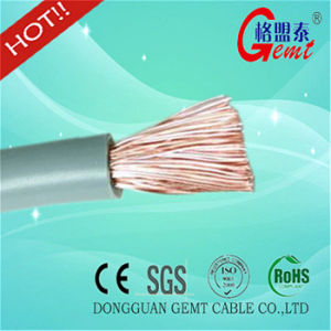 Stranded Conductor Flexible Copper Auto Cable Battery Cable pictures & photos