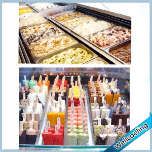 2016 Hot Sales Good Design Ice Cream Display pictures & photos